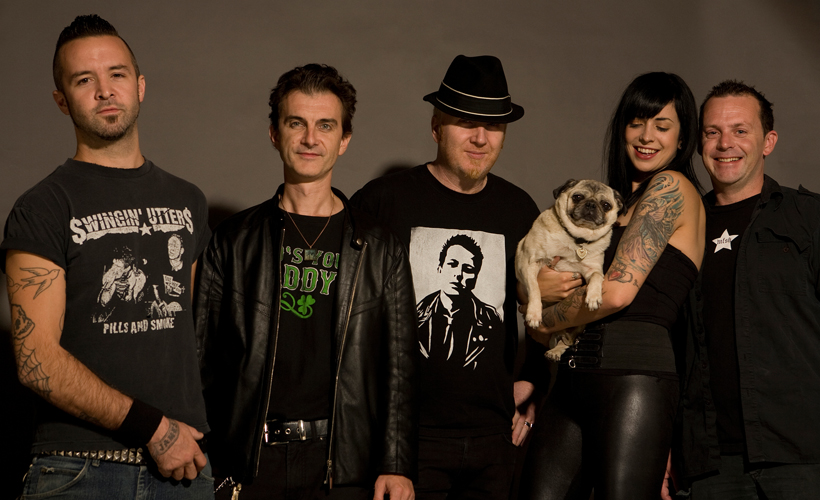 The Mahones Press Pic themmahones.ca